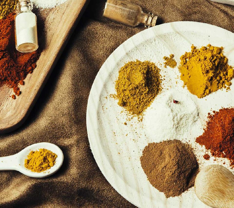 Taller de cocina hindú: currys