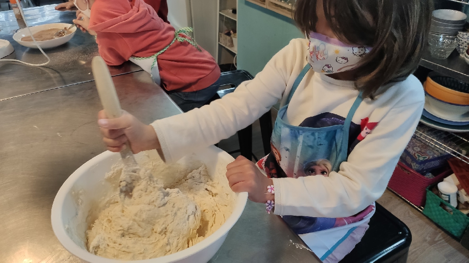 Taller de cocina infantil: helados y pasta