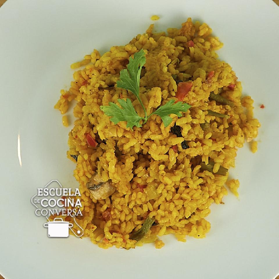 Arroces y legumbres (10) - cocina básica