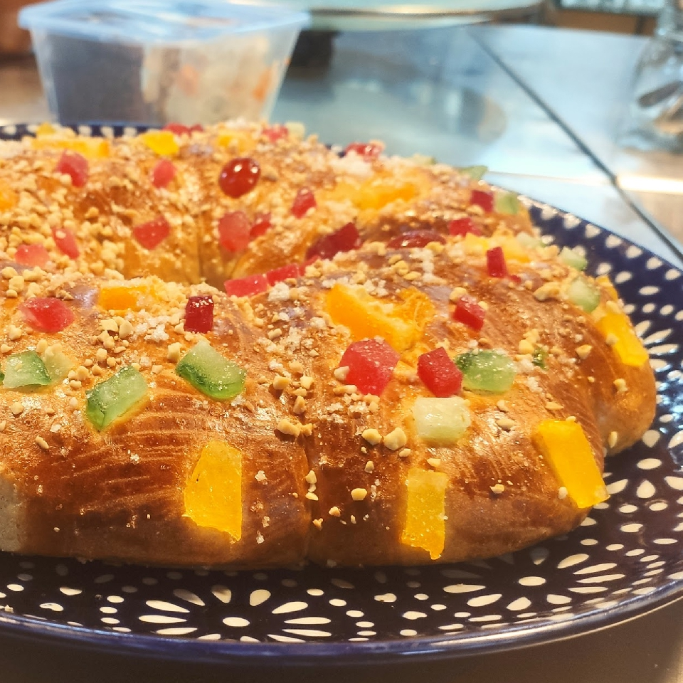 Taller de cocina: Roscón de Reyes