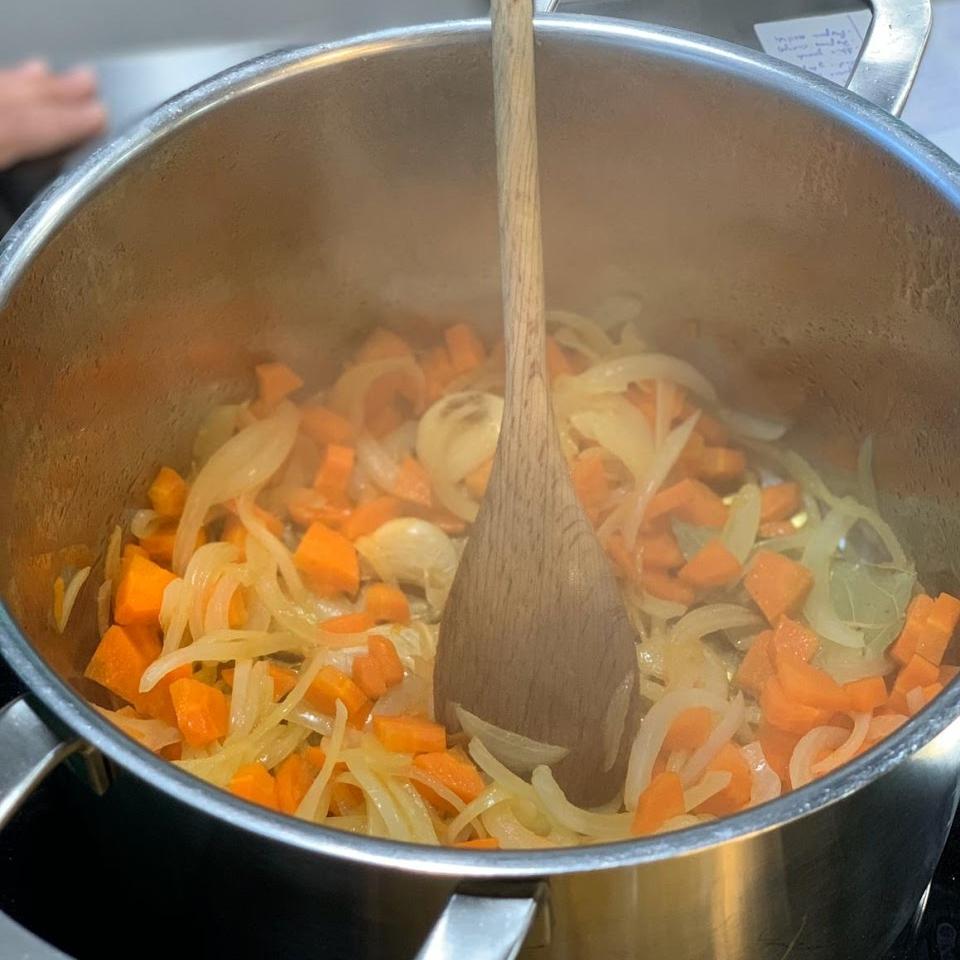 Cocina de invierno: cocina tradicional con un toque gourmet I