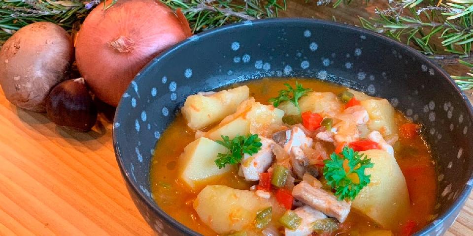 Cocina de invierno: cocina tradicional con un toque gourmet  IV