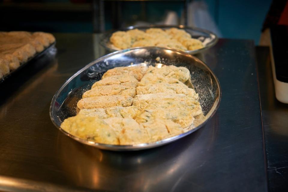 Días sin cole, taller de cocina infantil: platos de la abuela