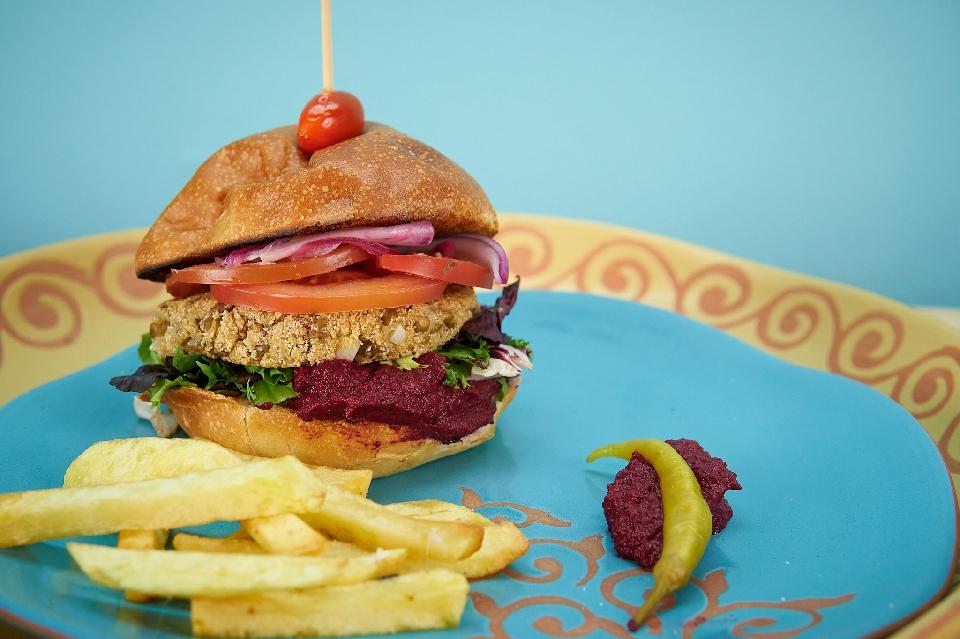 Días sin cole: taller de hamburguesas y refresco casero