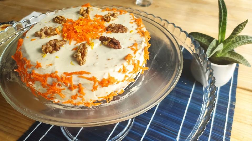 Taller de cocina infantil- Repostería fácil: tarta de zanahoria
