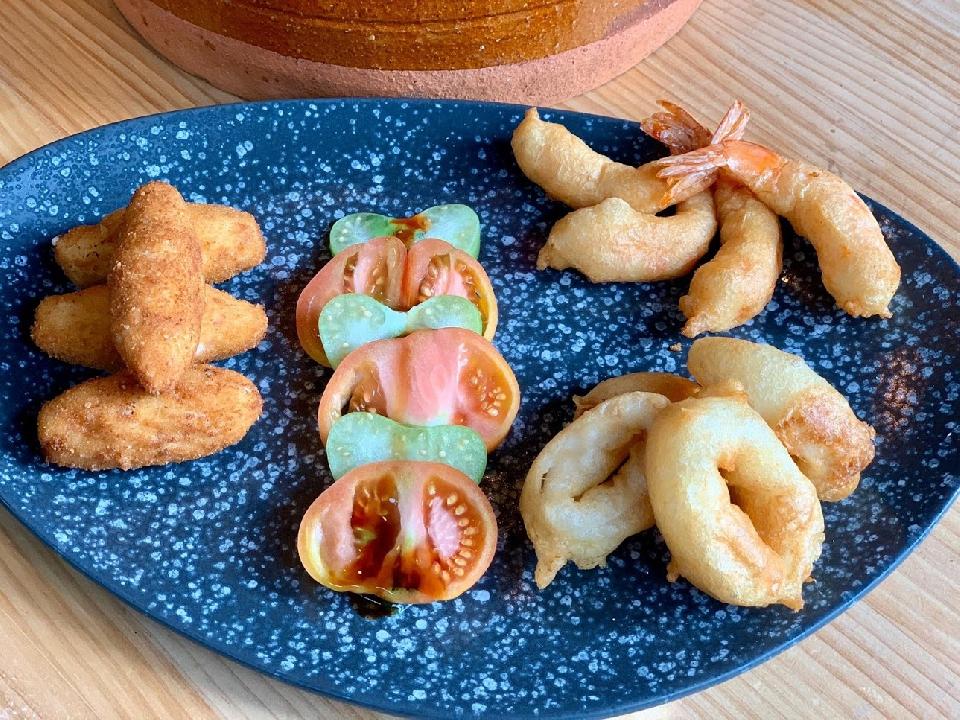 Taller de cocina infantil. Fish and chips y postre de Pascua